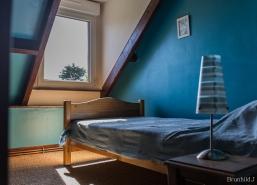 Bedroom 2, 1 x single bed