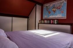 Main bedroom, double bed 140x200